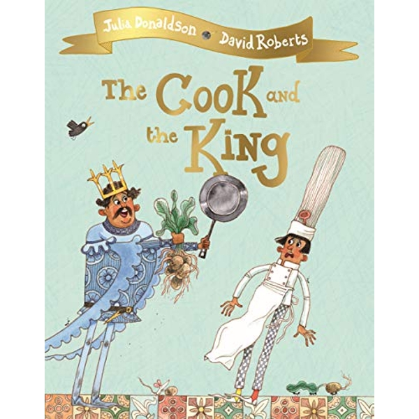 The Cook and the King  Paperback / softback 2019