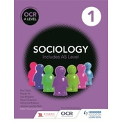 OCR Sociology for A Level Book 1 by Nayda Ali, Jannine Jacobs-Roth, Steve Chapman, Katherine Roberts, Paul Taylor, Sue Brisbane (Paperback, 2015)