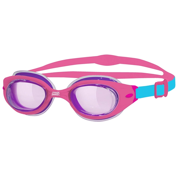 Zoggs Kids Little Sonic Air Goggles Pink/Blue/Tint Kids