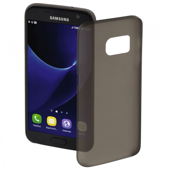 Hama Ultra Slim Cover for Samsung Galaxy S7, black