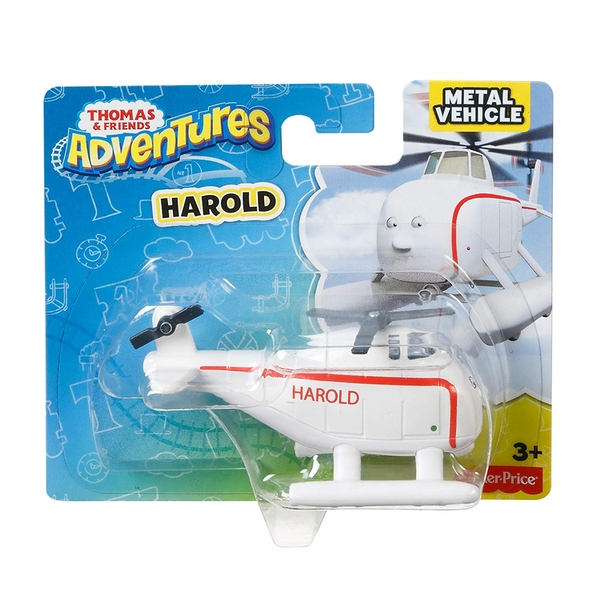 Thomas & Friends Harold Die Cast