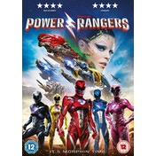Power Rangers (2017) DVD