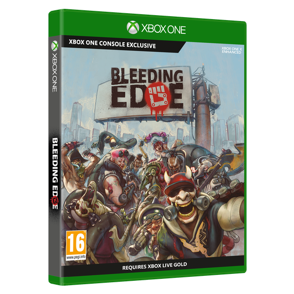 Bleeding Edge Xbox One Game