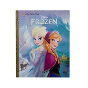 Disney Frozen Big Golden Hardback Book