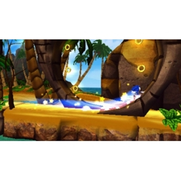 Sonic Boom Shattered Crystal 3DS Game - Image 2