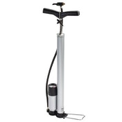 Hama Bicycle Stand Air Pump, black