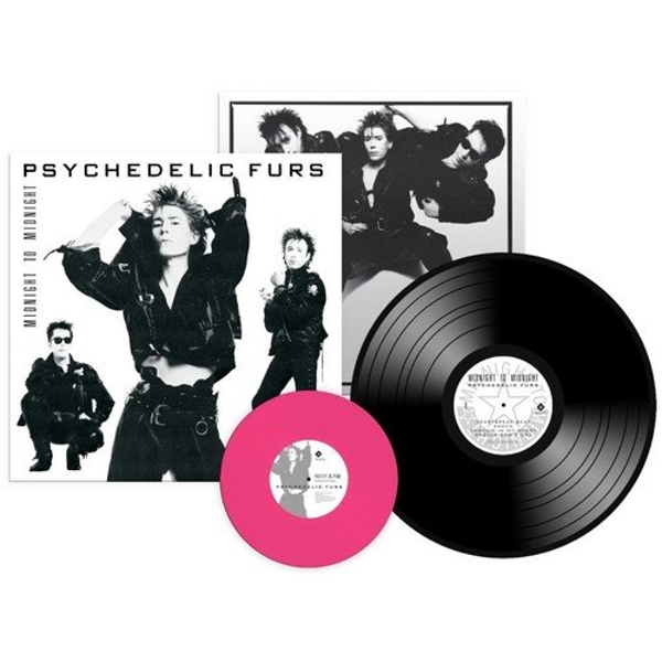 The Psychedelic Furs - Midnight To Midnight Vinyl