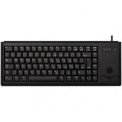 Cherry Compact-Keyboard G84-4400 wired Black UK G84-4400LPBGB-2