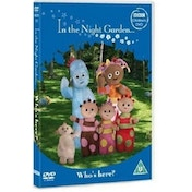 In The Night Garden - Who`S Here DVD
