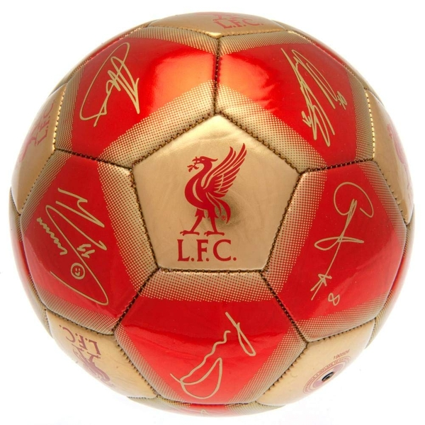 Liverpool FC Anfield Skill Ball Signature - Image 1