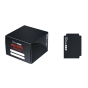 Ultra Pro Black Pro Dual Deck Box 180 Cards