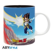 Dragon Ball - Dbz/ Goku Vs Vegeta Mug