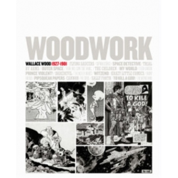 Woodwork Hardcover