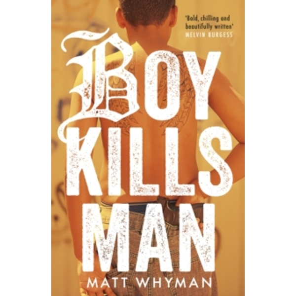 Boy Kills Man
