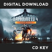Battlefield 4 Game + China Rising Expansion Pack DLC PC CD Key Download for Origin