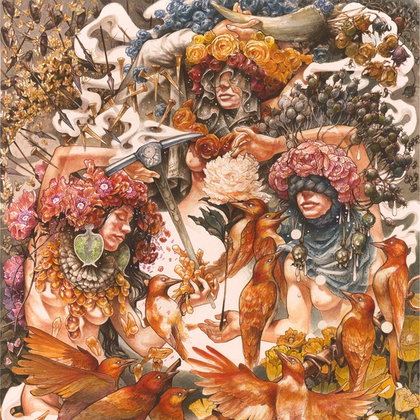Baroness - Gold & Grey Vinyl