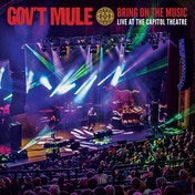 Gov't Mule - Bring On The Music Live At The Capitol Theatre: Vol. 2 Vinyl