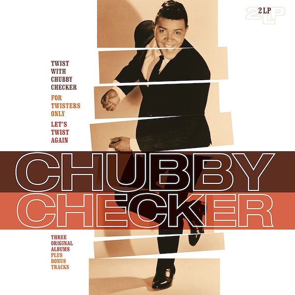 Chubby Checker - Twist With Chubby Checker/For Twisters Only/Let's Twist Again Vinyl