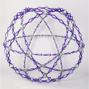 Hoberman Large Glow In The Dark Sphere