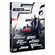 Fast & Furious 1-6 Movie Collection DVD