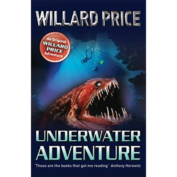 Underwater Adventure by Willard Price (Paperback, 2012)