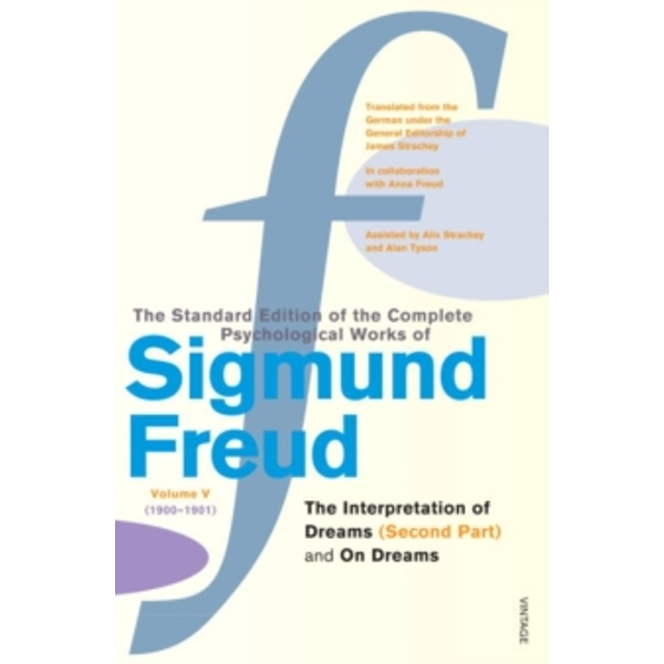 Complete Psychological Works Of Sigmund Freud, The Vol 5 by Sigmund Freud (Paperback, 2001)