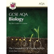 New Grade 9-1 GCSE Biology for AQA: Student Book with Online Edition by CGP Books (Paperback, 2016)