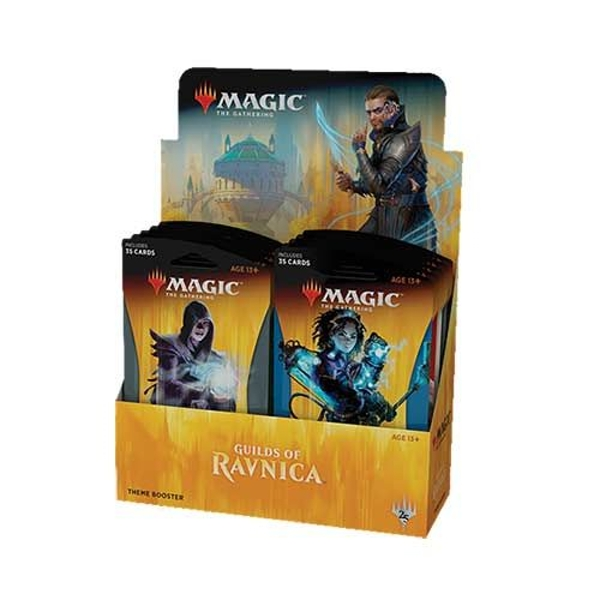 Magic The Gathering: Guilds of Ravnica Theme Booster Box (10 Packs)