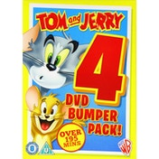 Tom and Jerry - 4 DVD Bumper Pack