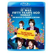 It Was Fifty Years Ago Today! The Beatles: Sgt. Pepper & Beyond Blu-ray