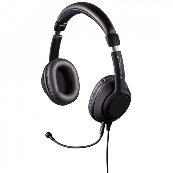 Image of Hama Black Desire PC Headset