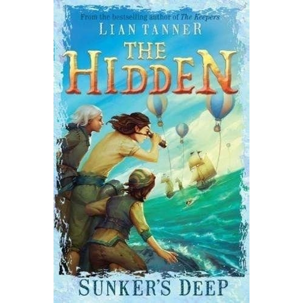 Sunker's Deep: Hidden Series 2  Paperback / softback 2018