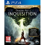 Dragon Age Inquisition Game of the Year Edition (GOTY) PS4 Game