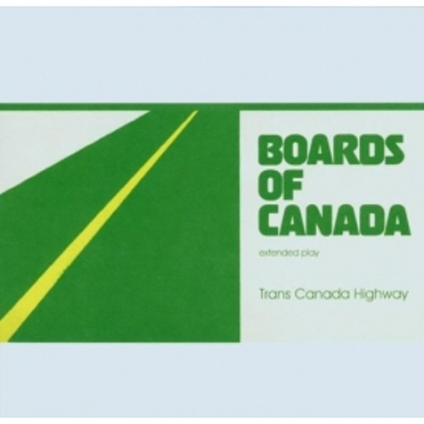 Boards Of Canada - Trans Canada Highway EP CD