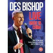 Des Bishop Live - Made in China DVD