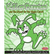 Killer Bunnies Quest Creature Feature Booster Deck