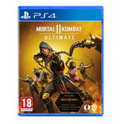 Mortal Kombat 11 Ultimate PS4 Game