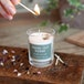 Fresh Cut Herbs (Pastel Collection) Votive Candle - Image 2