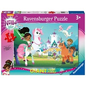 Ravensburger Nella the Princess Knight 24 Piece Giant Floor Jigsaw Puzzle