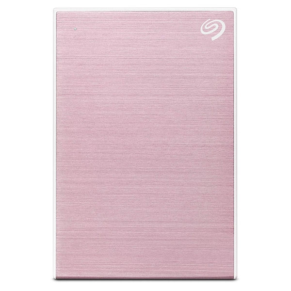 Seagate Backup Plus Slim external hard drive 2000 GB Rose Gold