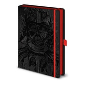 Star Wars - Vader Art Notebook