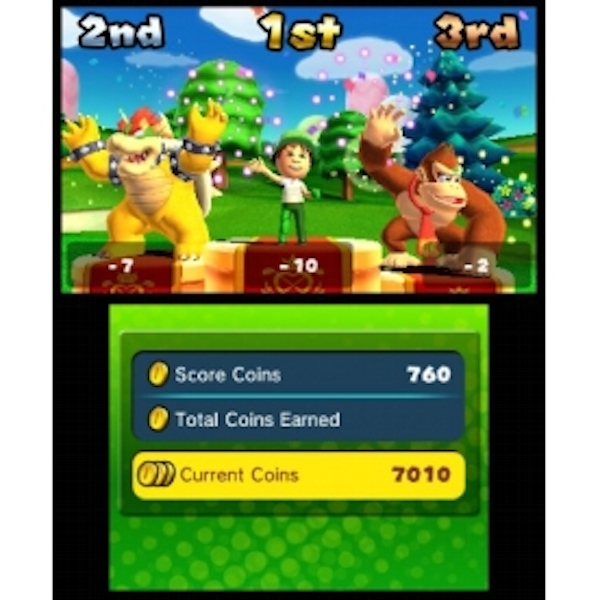 Mario Golf World Tour Game 3DS - Image 2