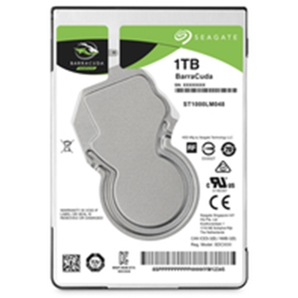 Seagate BarraCuda ST1000LM048 1TB 2.5 inc h 5400RPM 128MB Cache SATA III Internal Hard Drive