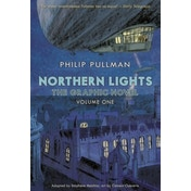 Northern Lights - The Graphic Novel Volume 1 by Philip Pullman (Paperback, 2015)