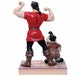 Gaston and Lefou Muscle-Bound Menace (Beauty And The Beast) Disney Traditions Figurine - Image 2