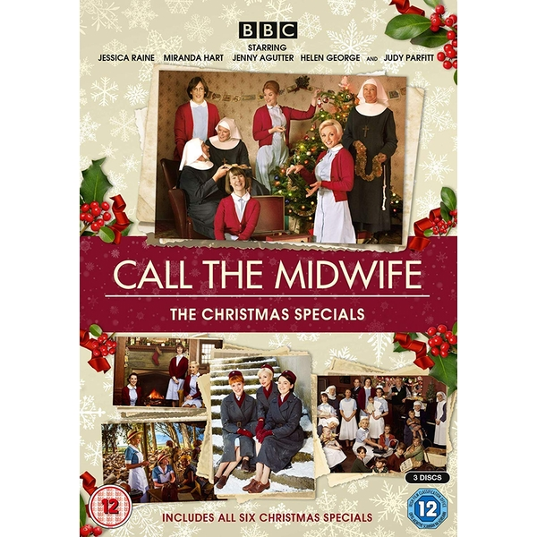 Call The Midwife - The Christmas Specials DVD