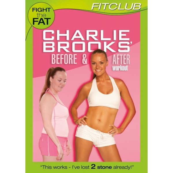 Charlie Brooks' Before And After Workout DVD