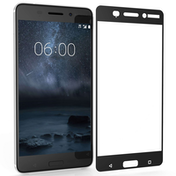 Nokia 6 Tempered Glass Screen Protector with Black Edge