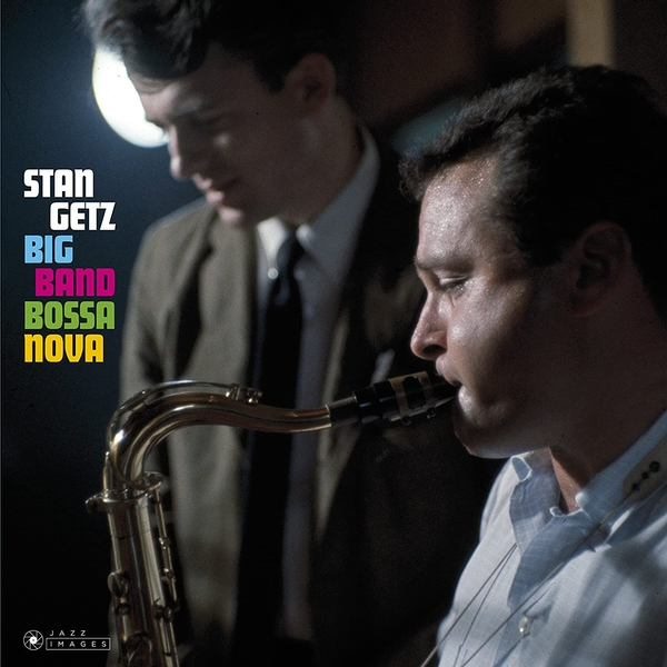 Stan Getz - Big Band Bossa Nova Vinyl