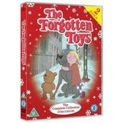 The Forgotten Toys - The Complete Collection DVD